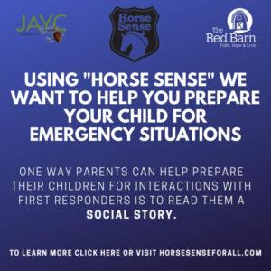 Horse sense slide