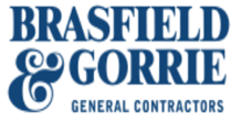 Brasfield logo