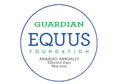 2021 EQUUS Foundation Guardian Seal